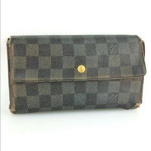 Louis Vuitton AUTHENTIC vintage wallet